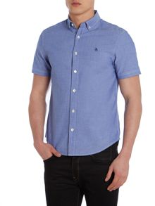 Classic Fit Short Sleeve Classic Collar Shirt