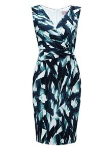 Phase Eight Paulina abstract dress