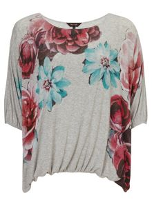 Cecily floral top