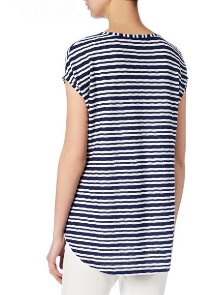 Phase Eight Adelaide stripe top