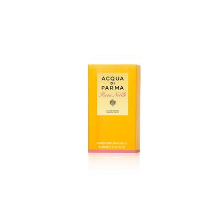 Acqua Di Parma Rosa Nobile Leather Purse Spray Refills 3x20ml