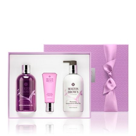 Molton Brown Blossoming Honeysuckle & White Tea Gift
