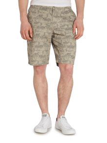 Original Penguin Hawaiian Print Shorts