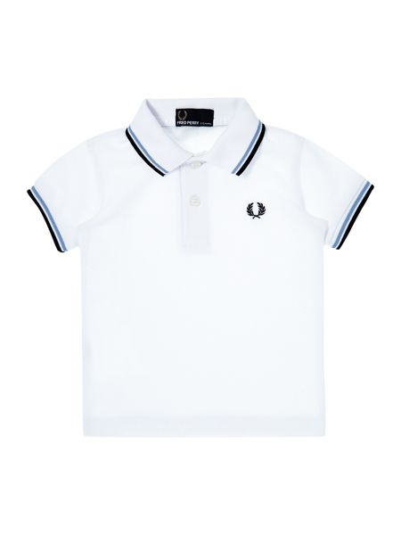 Fred Perry Boys My First Fred Perry Polo Gift Box