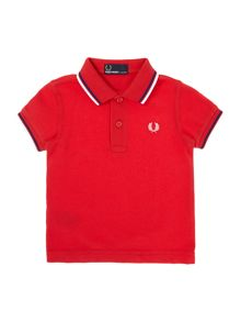 My First Fred Perry Polo Gift Box