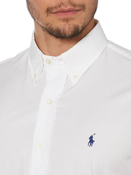 Polo Ralph Lauren Long Sleeve Button Down Collar Shirt