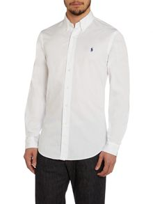 Polo Ralph Lauren Slim-Fit Long-Sleeve Shirt