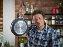 Jamie Oliver by Tefal Professional Series 26cm Frying Pan