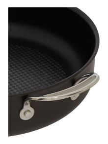 Jamie Oliver by Tefal Professional Series 30cm Shallow pan w/Glass Lid