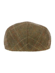Wool Tweed Flat Cap