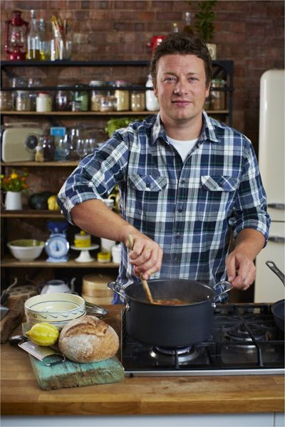 Jamie Oliver by Tefal Professional Series 24cm Stewpot with Glass Lid