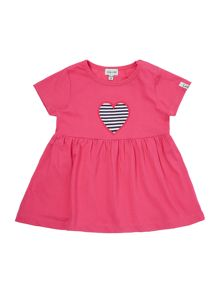 Baby girl heart dress