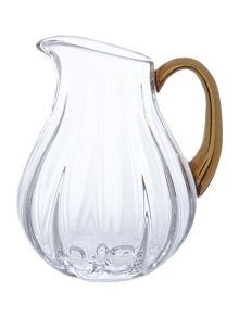 Biba Gold Rim Optic Jug