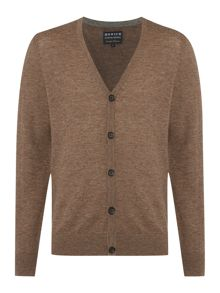 Arlington 100% Lambswool Cardigan