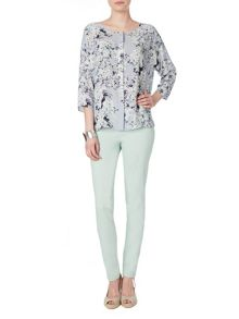 Phase Eight Laurie print blouse