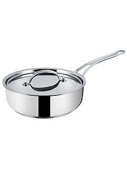 Professional Series 24cm Sautepan with Lid