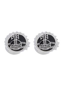 Bottle Cap Cufflink