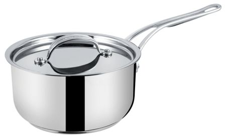 null Professional Series 20cm Saucepan with Lid