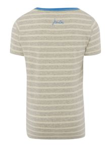 Boys stripe jersey t-shirt