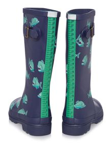 Boys Piranha Wellies