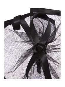Kitty Outline Edge Fascinator
