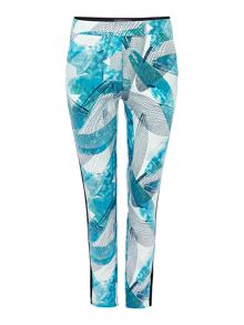 Pied a Terre Printed trouser