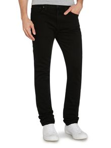 A Gold E Skinny Fit Dark Wash Mid Rise Jeans