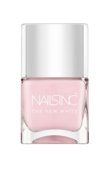 Nails Inc The New White, Lilly Road