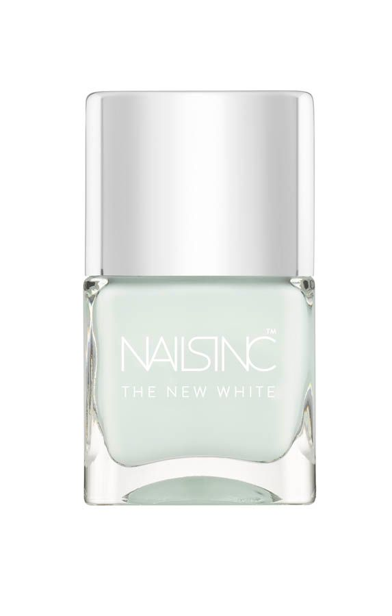 Nails Inc The New White, Swan Street