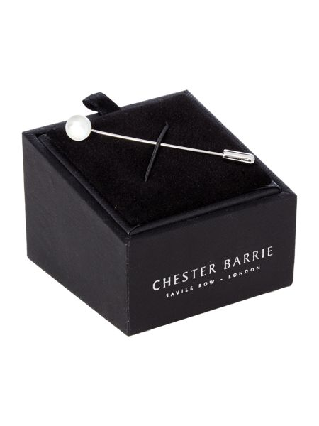 Chester Barrie Freshwater Pearl Stick Pin