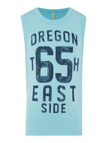Boys Oregon Vest