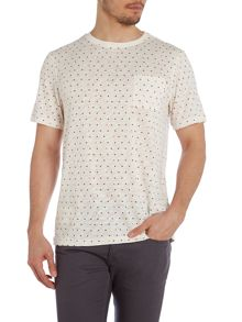 Print Crew Neck T-Shirt Regular Fit