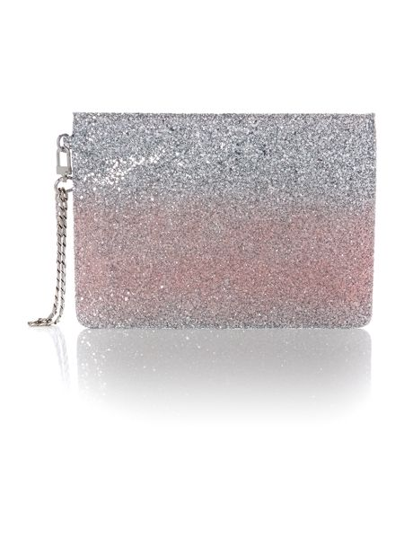 Matthew Williamson Evening light pink pouchette