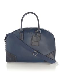 Leather Holdall