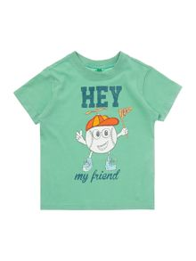 Boys hey my friend t-shirt
