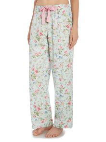 Lauren Ralph Lauren Estate sateen floral pj pants