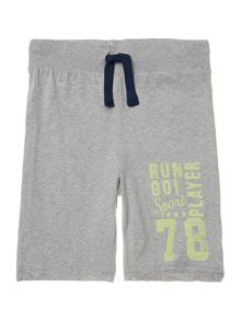 Boys Printed Jersey Shorts
