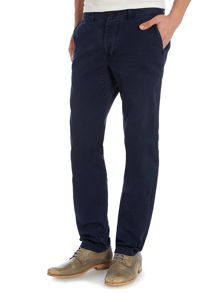 Straight Leg Casual Tailored Trousers