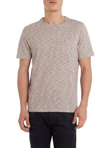 Stripe Crew Neck T-Shirt Regular Fit