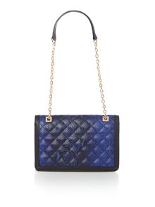 lola quilted shoulder bag