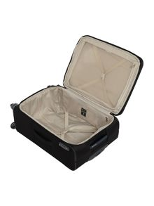 Samsonite Base Hits black 4 wheel medium case