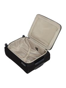 Samsonite Base Hits black 2 wheel cabin suitcase