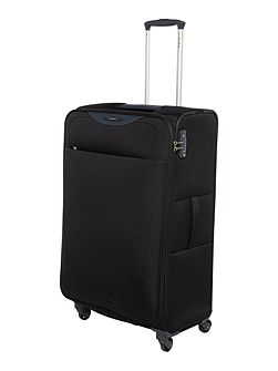 Base Hits black 4 wheel large case