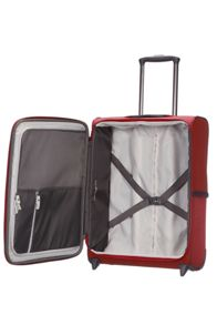 Short-Lite red 2 wheel cabin 55cm upright 40cm