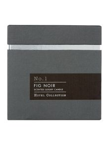 Fig Noir Large Candle