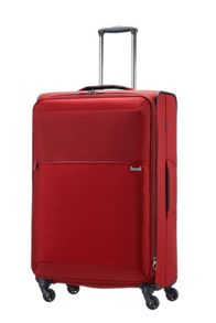 Samsonite Short-Lite red 4 wheel 66cm spinner