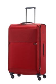 Samsonite Short-Lite red 4 wheel 77cm spinner