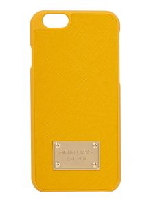 Yellow Iphone 6 cover
