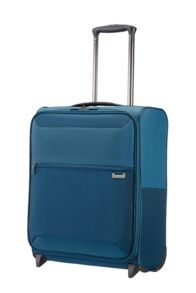 Short-Lite petrol blue 2 wheel 50cm upright