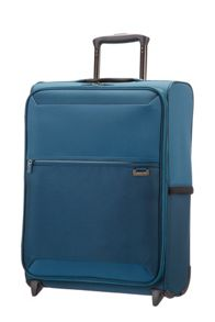 Short-Lite petrol blue 2 wheel 55cm upright 40cm